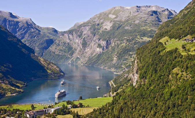 About Geiranger title=